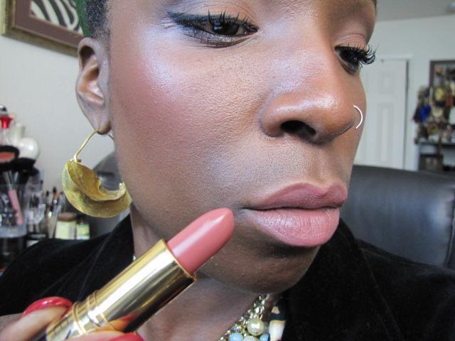 AFRICANEXPORT'S BLOG: MY LATEST REVLON LIPPIES!