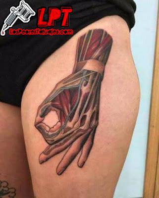 El tatuaje que NO debes ver