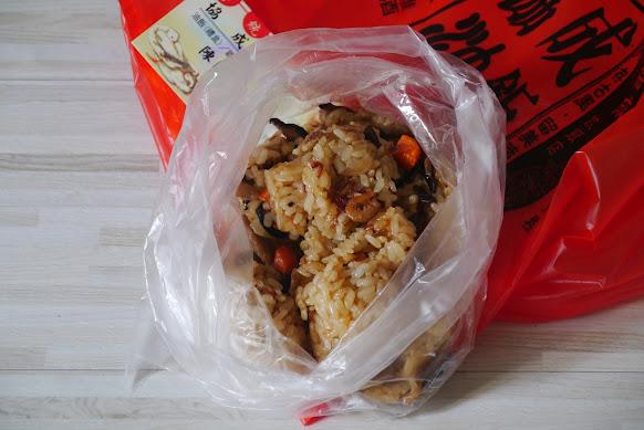 Irene~*: 2012 彌月油飯試吃:[新竹] 協成油飯