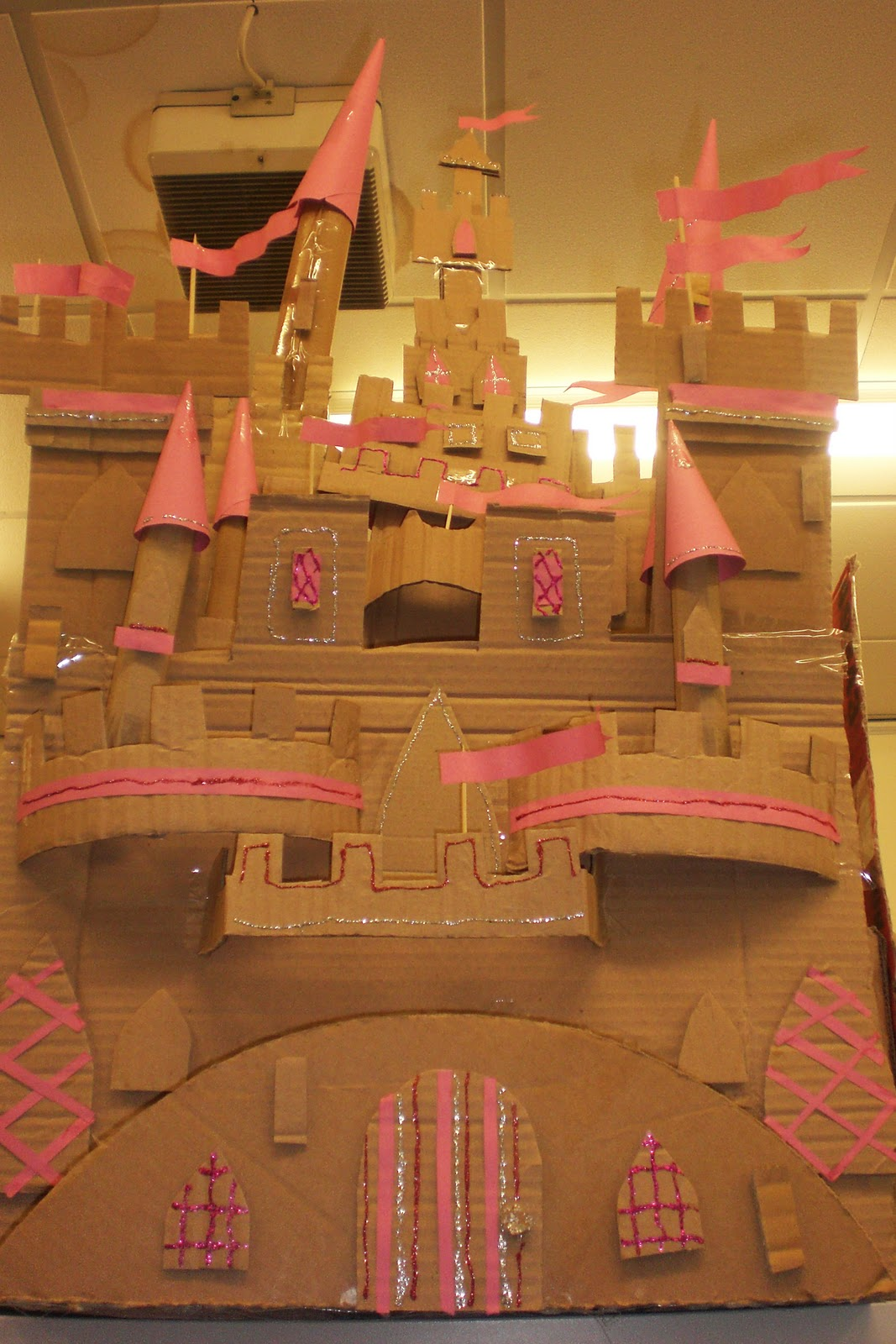 goldielocksandcupid Paper Boats Cardboard Castles and