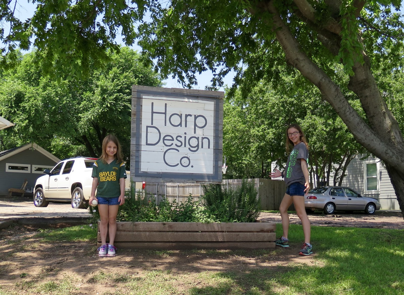 Life By The Pool. . .it's Just BETTER!: Harp Design Co. In