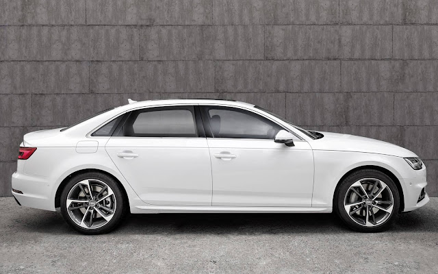 Novo Audi A4 L 2017 - China