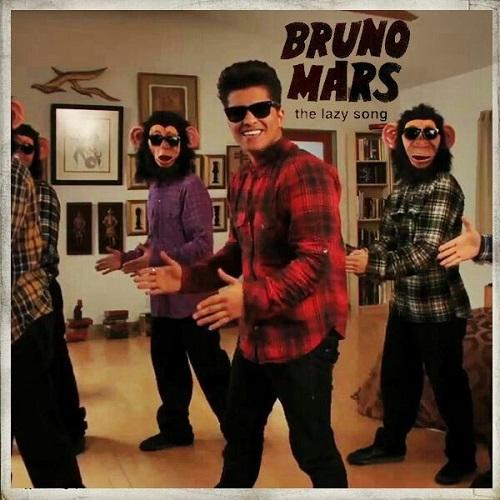 Bruno Mars Lyrics The Lazy Song