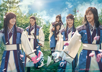 pemeran Hwarang The Beginning