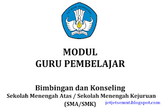 Modul Guru Pembelajar BK SMA/SMK