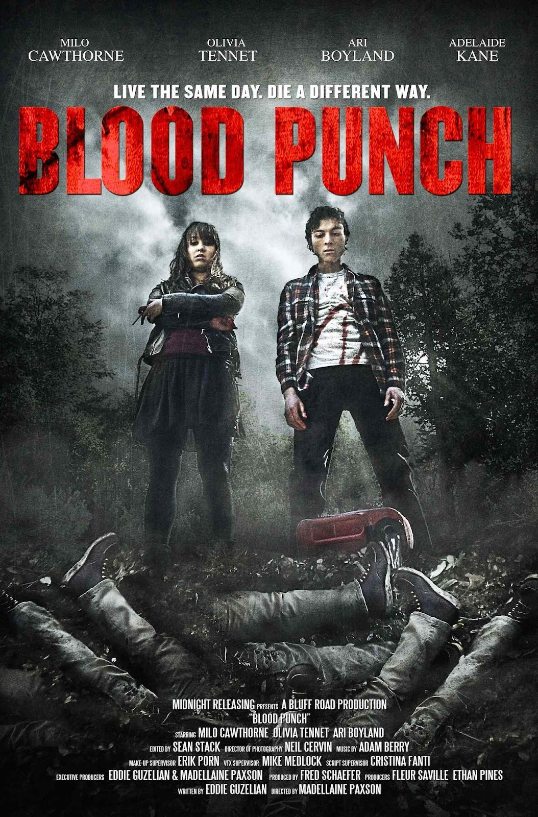 Imagem Blood Punch - Legendado - HD 720p