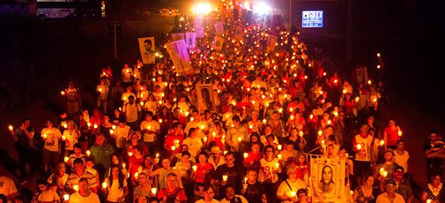 Juventude Missionária participa da Romaria dos Mártires da Caminhada