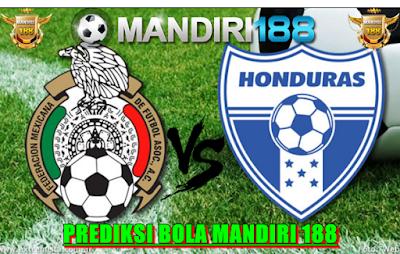 AGEN BOLA - Prediksi Meksiko vs Honduras 9 Juni 2017