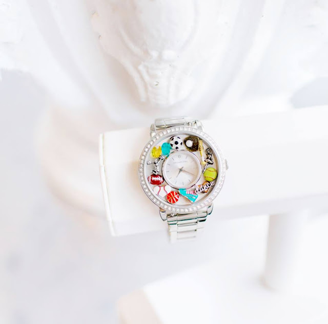 Origami Owl Locket Watches available at StoriedCharms.com