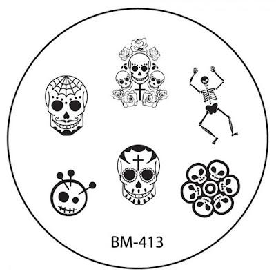 bm-413 nails