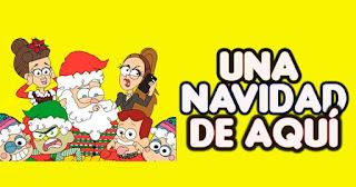 Una navidad de aquí (Teatro en Familia) 1