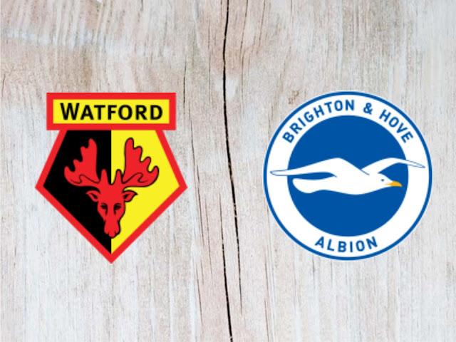 Watford vs Brighton - Highlights - 11 August 2018