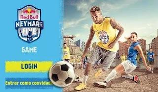 """Promoção Red Bull 2019 Conhecer Neymar """"Neymar Jr's Five Game"""""""