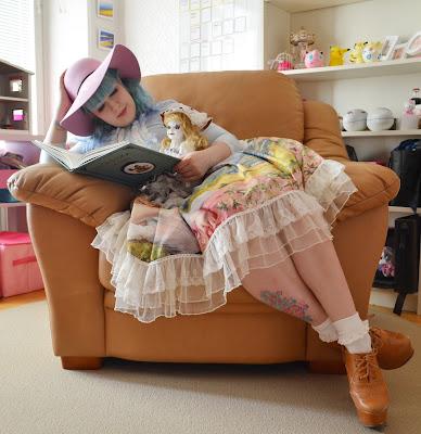 mintyfrills kawaii cute sweet pretty harajuku j-fashion