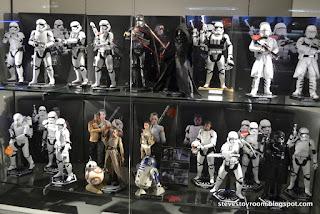 Star Wars Hot Toys Hong Kong