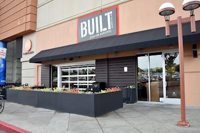 BUILT in San Francisco, California
