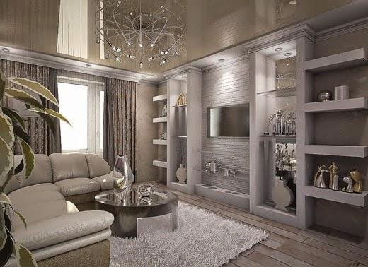 idee decoration pour petit salon. Black Bedroom Furniture Sets. Home Design Ideas