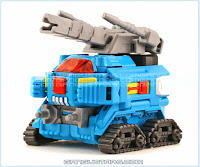 Action Toys Machine Robo Battle Robo Gobots Tank バンダイ ポピー マシンロボ Popy Bandai anime Japanese Robots