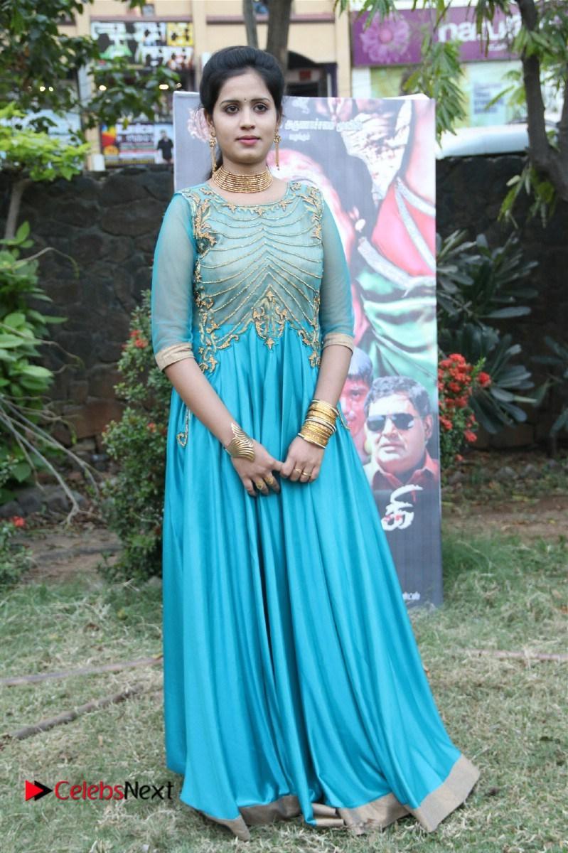 Chandhira Boothagi Tamil Movie Team Meet Stills