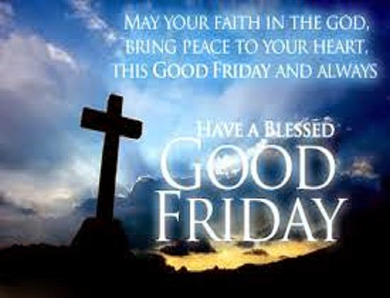 Good friday wallpaper with quotes