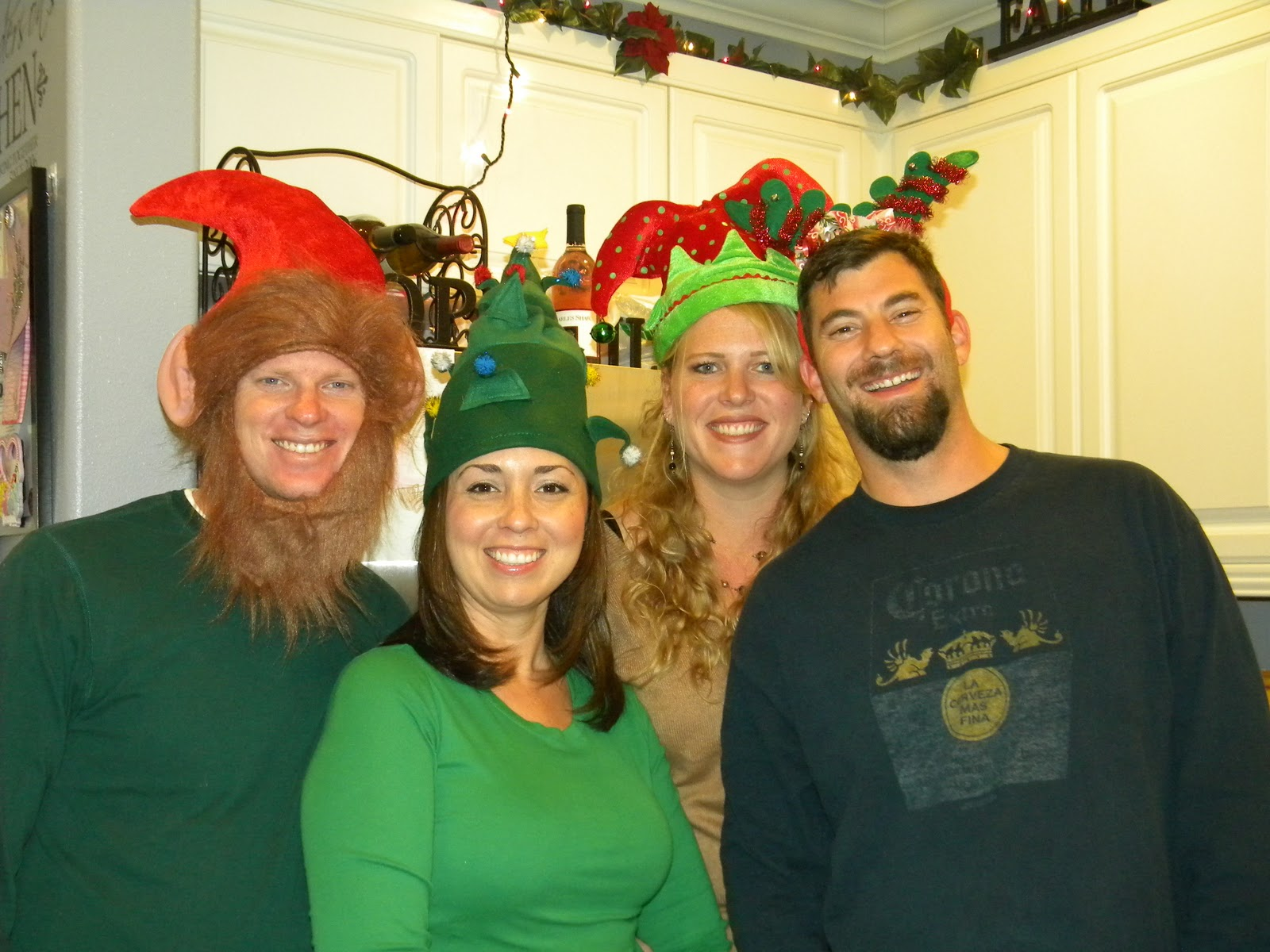 5a891a4a213f2 We hosted our 2nd annual Christmas party back on December 23rd.. We decided  our theme would be Crazy Christmas Hats! Some people definitely got a  little ...