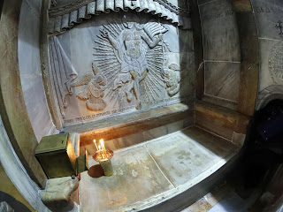 Tomb of Jesus Christ opened