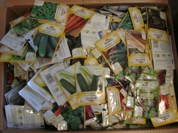 Lanark County Master Gardeners Seedy