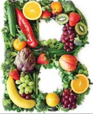 विटामिन बी से युक्त आहार