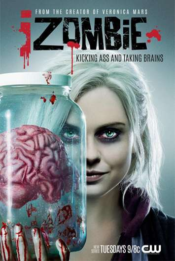 iZombie  Temporada 1 Completa HD 720p Latino