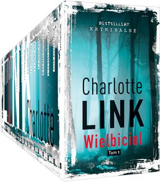 Bestsellery kryminalne Charlotte Link - nowa kolekcja niebawem w kioskach!
