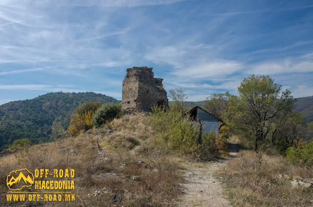Carevi Kuli (Czar's Towers) - Strumica Fortress