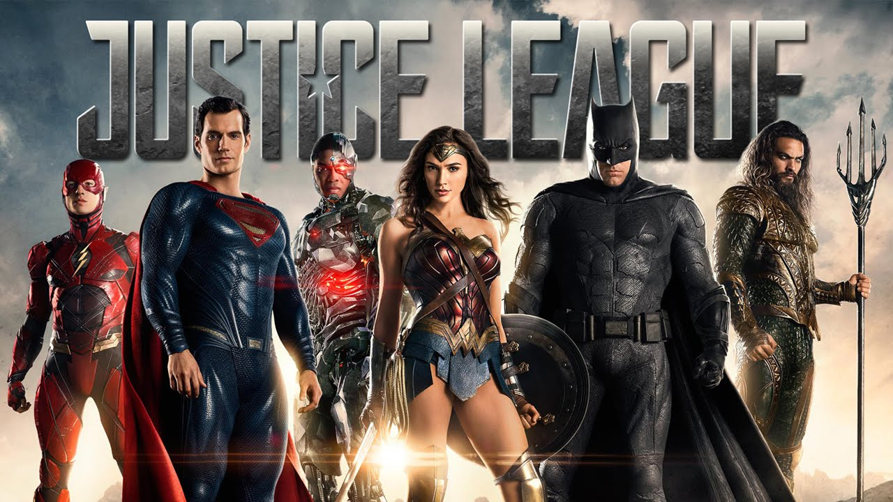 Review Justice League 2017