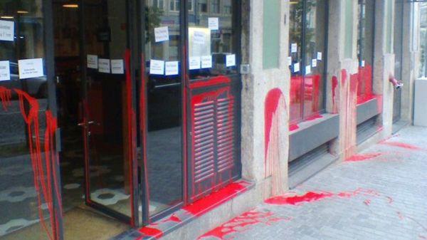 The Cantinho do Avillez atacada por BDS