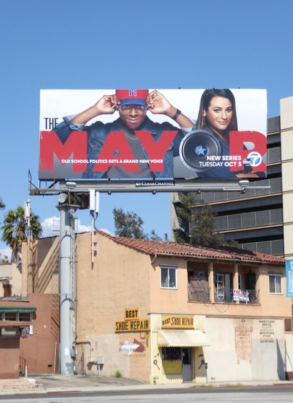 Mayor season 1 billboard