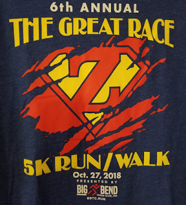 The Great Race 5K 2018