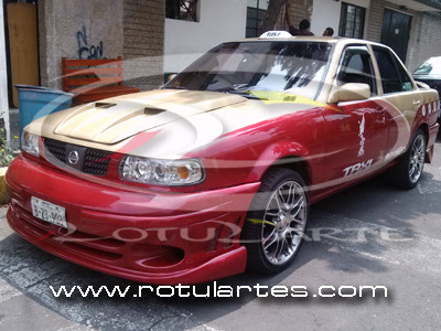 RotuLarte: TAXIS TUNING 2