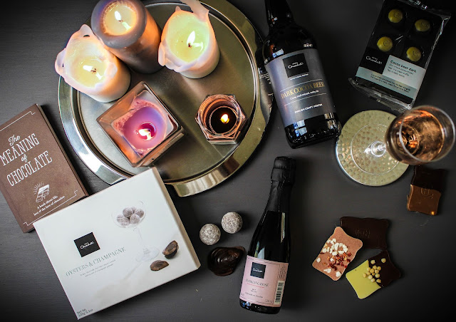 Hotel Chocolat Hamper for Two