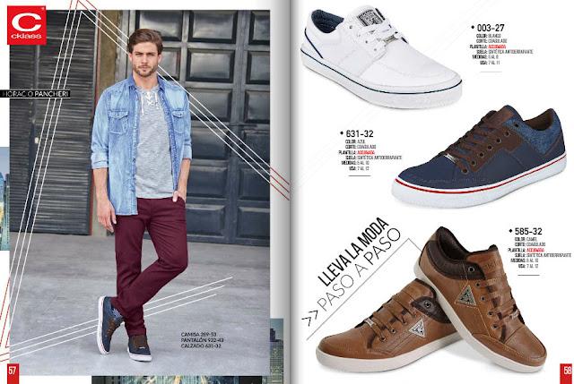 zapatos estilos urbanos hombres