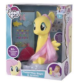 MLP Groom & Style Pony Fluttershy Figure by HTI