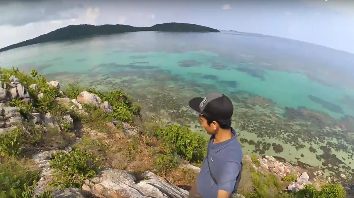 Keindahan Bukit Annora Karimun Jawa bikin wisatawan tersihir