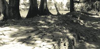 Foto dinding Somba Opu terbuat dari Tanah Liat dan Telur