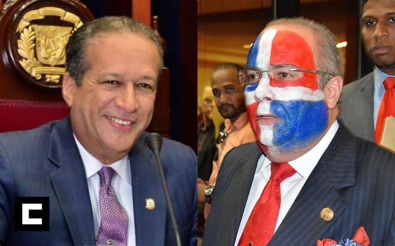 Reinaldo Pared Pérez designa a Charlie Mariotti como jefe de campaña