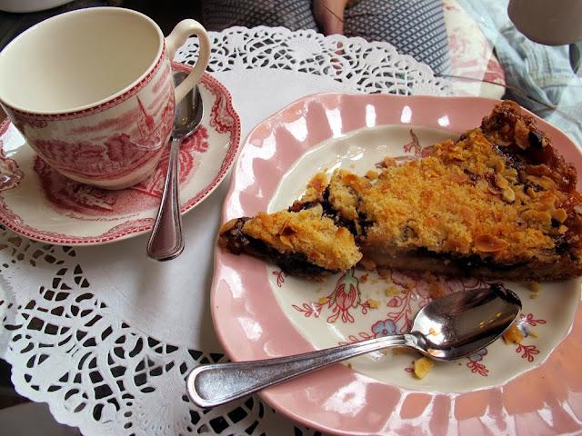 Dame Cakes salon de thé