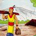 CERITA RAKYAT SANGGAU: Asal Usul Terjadinya Dusun Mangkit