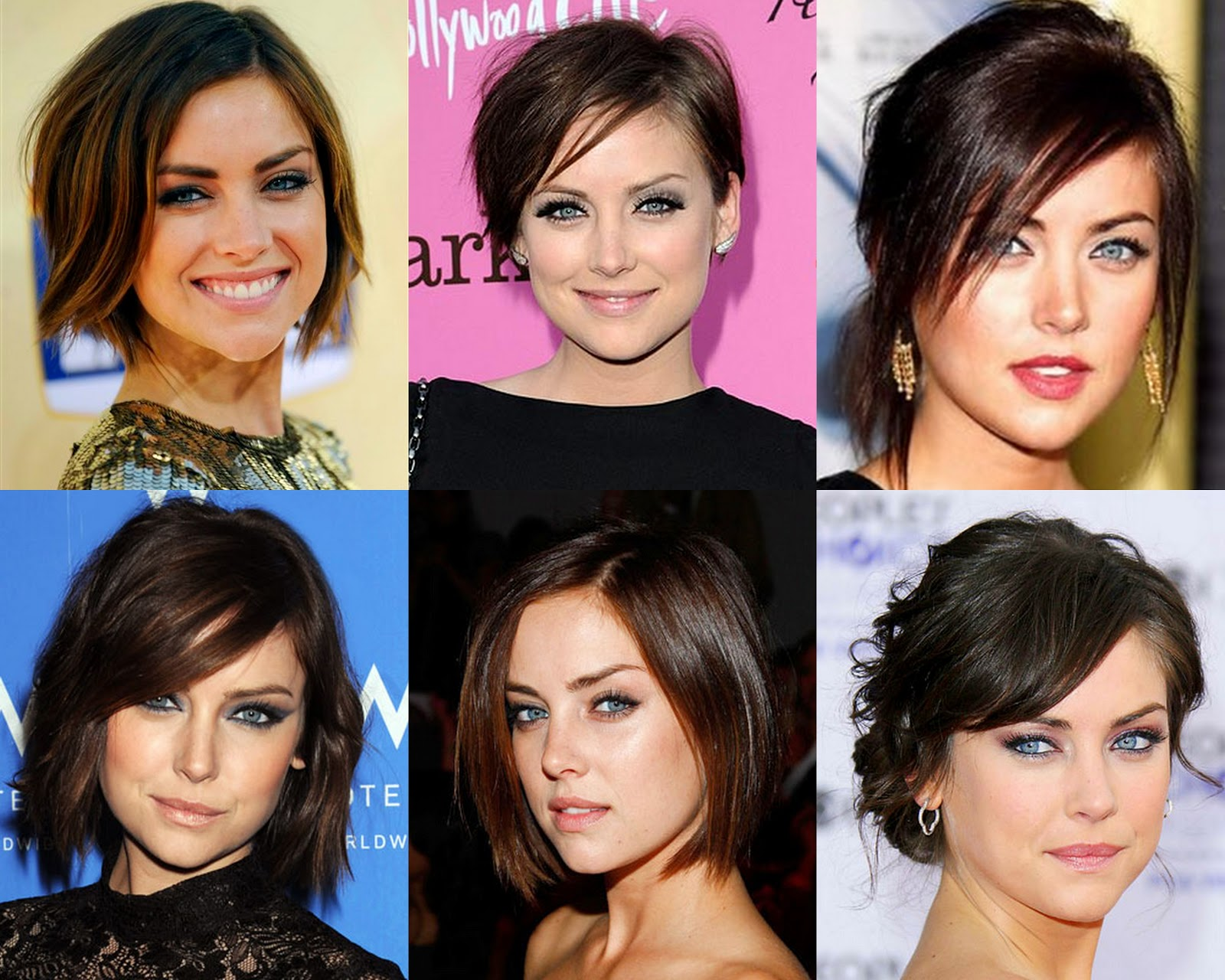 Short And Sy Jessica Stroup Stands Out As The Erratic Individualistic Erin Silver In Series With Her Savvy Do