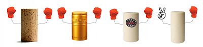 beaux-vin blog découvrir vin liège vis capsule bouchon
