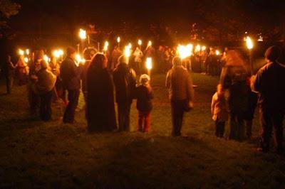 Halloween, Dia das Bruxas, História