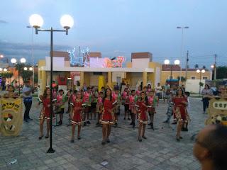 Grupo Latuque de Picuí se apresenta em Jardim do Seridó, RN e encanta presentes