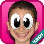 منوعات البلوي توب, تحميل تطبيق face blender photo للاندرويد, لتعديل الصور بطريقة مضحكة, تطبيق Face Blender, Bengigi
