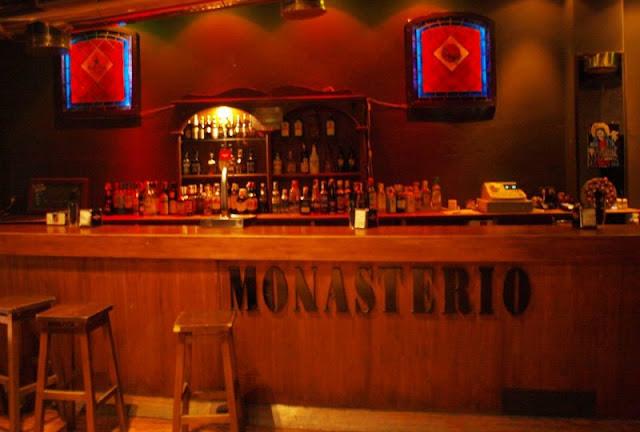 Sala Monasterio em Barcelona